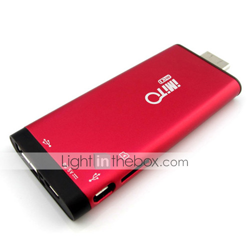 Imito MX1 Android 4.1 Mini PC(Rk3066 Dual Core 1.6G (Cortex-A9)
