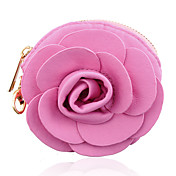 Camellia Coin Wristlet (More Colors)