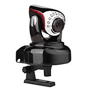 h.264 мегапиксельная PTZ беспроводной IP-камера поддерживает 720p (1280 * 720) видео код