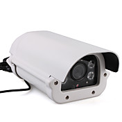 2.0 Megapixel HD Waterproof IP Camera (H.264, 16 Areas Motion Detection)