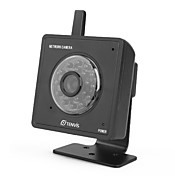 TENVIS - Mini IP Wireless Network Camera iPhone / Android / Blackberry Supported (Black)