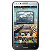 N800 - 3G Android 4.0 Smartphone with 4.3 Inch Capacitive Touchscreen (Dual SIM, GPS, WiFi)