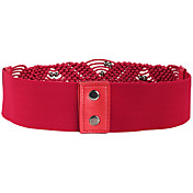 Lady Simple Knit Belt