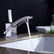 Sprinkle® - от LightInTheBox - сообщение современные кран раковины ванной комнаты (хромированная отделка)
