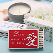 Personalized Matchboxes - Chinese Character