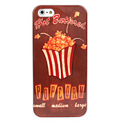 Popcorn Pattern Жесткий чехол для iPhone 5