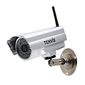 TENVIS-Wireless Outdoor IP Camera(Free DDNS,20m Night Vison)
