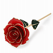 Gorgeous 24K Gold-edged Rose