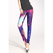 Women's Star Color Legging