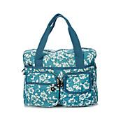 Женская Multi-цветной печати сумка (38 * 11 * 27см)