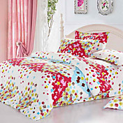Ingemar Print Full 4-Piece Duvet Cover Set
