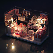 DIY Dreamful Cabin with LED lights