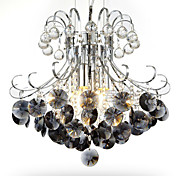 Luxury Chic 4 Light Pendant