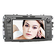 7 Inch Car DVD Player for Ford Focus before 2012 Support BT, FM, GPS, iPod, RDS, TV
