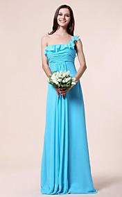 SELINA - Платье для свидетельницы из шифона