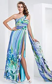 CANACE - Платье вечернее из шифона