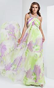 BOADICEA - Платье вечернее из шифона