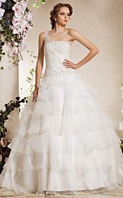 LEONORA - Платье свадебное из органзы