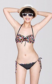 Sexy Multi-Color Ladies' Bikini