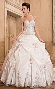 NITA - Платье свадебное из тафты