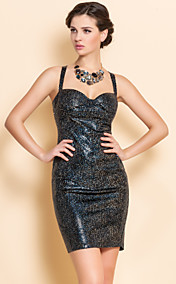 TS Sequin Camisole Bodycon Dress