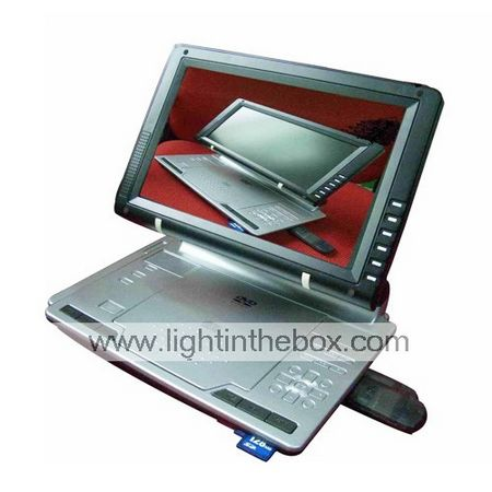 9-inch Portable DVD Player DVD-9299