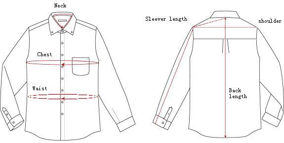 Размеры одежды reserved