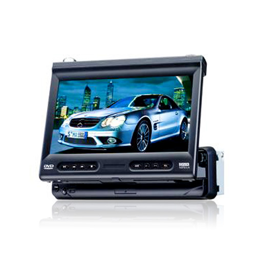 7-inch Touch Screen 1 Din Car DVD Player TV and Bluetooth Function DA855