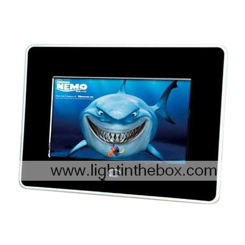 7-inch Digital Picture Frame With 4 IN 1 Card Slot / BAQ033