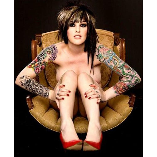 01 The popularity of tattoos