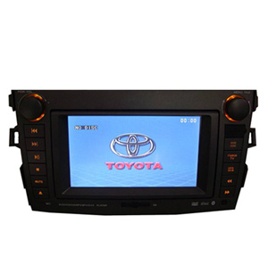 Car DVD Player para toyota corolla gps funcin (szc460)