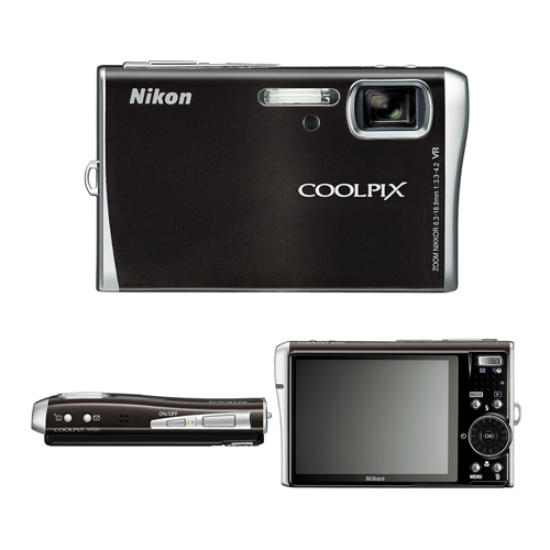 Nikon Coolpix S52c 9.3MP WiFi Digital Camera with 3.0-inch LCD (SZW693)