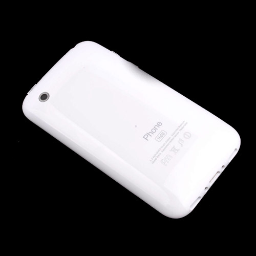3GA+ Quad Band Touch Screen Cell Phone White&Black
