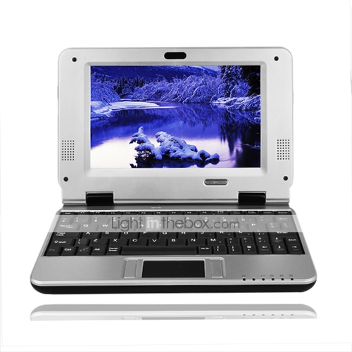 Free Shipping - 7 inch Netbook with Wifi - Linux (Strat From 50 Units)