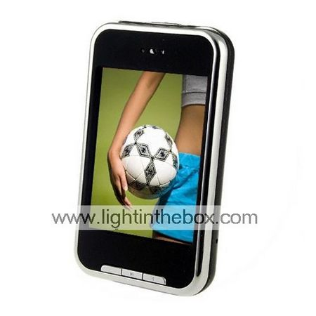 1GB 2.8-inch Touch Screen Mp3 / MP4 Player / Digital Camera M4008 (Start From 5 Units) Free Shipping