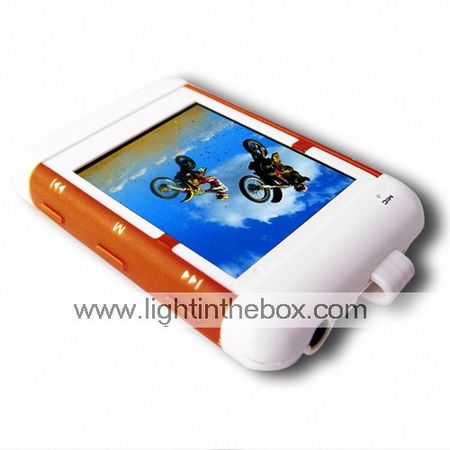 2GB 2.0-inch TFT Screen MP3/ MP4 Player Small Size M4062 (Start From 5 Units) Free Shipping