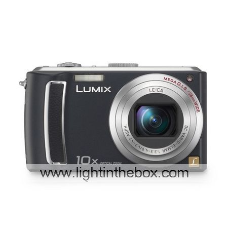 Panasonic Lumix DMC-TZ11 (TZ4) 8.3mp Digitalkamera + 4GB SD-Karte + Ersatzakku + 6 Bonus