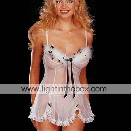 Sexy Lingerie Baby Doll Matching Panties (LRB2065) (Start From 5 Units)Free Shipping