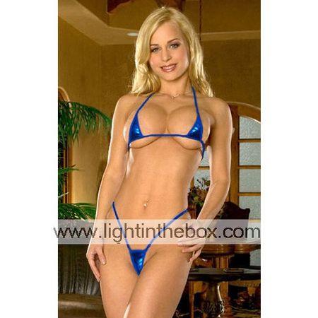 Hot Sexy Lingerie Teddy Bikini Set (LRB3101)