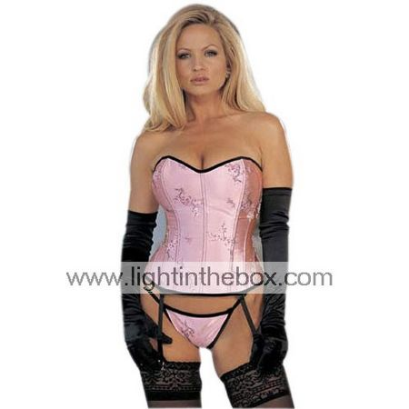 Lace Garter Belt Set Bikini Top,Garter Belt, G-String (LRB7035) (Start From 5 Units)Free Shipping