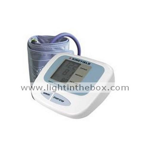 Automatic Upper Arm Blood Pressure Monitor (XYJ001) (Start From 3 Units)-Free Shipping