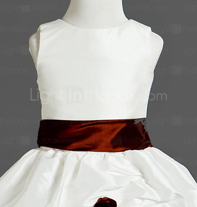 LAURENCIA - Robe de Communion Taffetas
