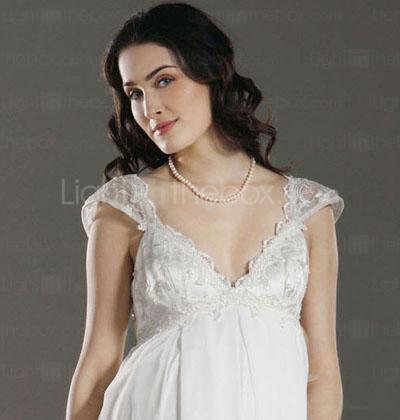 Беременные в свадебном нижнем белье