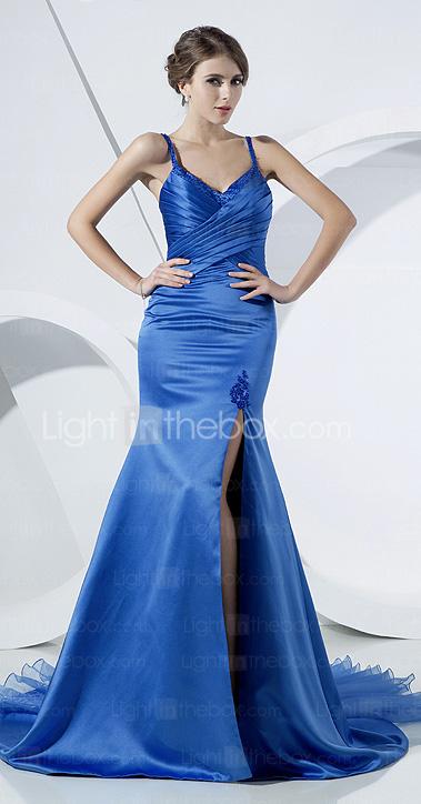 Выкройка трикотажного платья с рукавом.  Вечерние платье.модель русалочка.