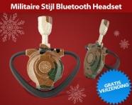Bluetooth гарнитура в стиле милитари всего за 390 руб., вместо обычных...