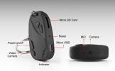 DVR Key Chain with Hidden Spy Camera (720p, 30FPS)