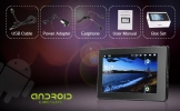 C-MID Slate - 2.1 Android Tablet with 7 Inch Touchscreen Wi-Fi + HDMI