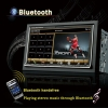 Car DVD Player + 7 Inch Motorized Touchscreen + GPS + Support iPod + Digital TV