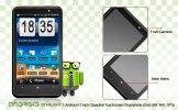 Starlight 2 - Mobile Android 4,3 pouces smartphone tactile capacitif (dual sim, wifi, gps)
