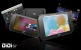 sowill Oioi s7 - Android 2.2 tablette avec cran tactile capacitif HD 7 pouces + processeur Cortex A8